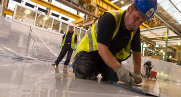 commercial concrete resurfacing