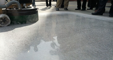 concrete polishing near me